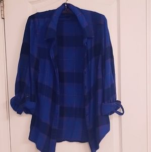Extremely Soft Flannel Styled Button Up